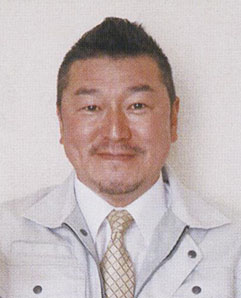 代表取締役社長 福田 芳明(ふくだ よしあき)